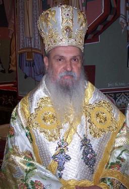 Σεβασμιώτατος Μητροπολίτης Λαρίσης και Τυρνάβου κ. Ιγνάτιος