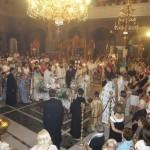 ΑΓΡΥΠΝΙΑ ΣΤΟΝ ΑΓΙΟ ΑΧΙΛΛΙΟ ΠΡΟΣ ΤΗΝ ΚΟΙΜΗΣΗ ΤΗΣ ΥΠΕΡΑΓΙΑΣ ΘΕΟΤΟΚΟΥ 12