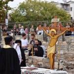 ΜΕΓΑΣ ΑΡΧΙΕΡΑΤΙΚΟΣ ΕΣΠΕΡΙΝΟΣ ΣΤΟΝ ΤΑΦΟ ΤΟΥ ΑΓΙΟΥ ΑΧΙΛΛΙΟΥ 4