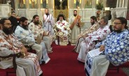 Η ΘΕΙΑ ΛΕΙΤΟΥΡΓΙΑ ΤΟΥ ΑΓΙΟΥ ΙΑΚΩΒΟΥ ΤΟΥ ΑΔΕΛΦΟΘΕΟΥ ΣΤΟΝ ΑΓΙΟ ΑΧΙΛΛΙΟ