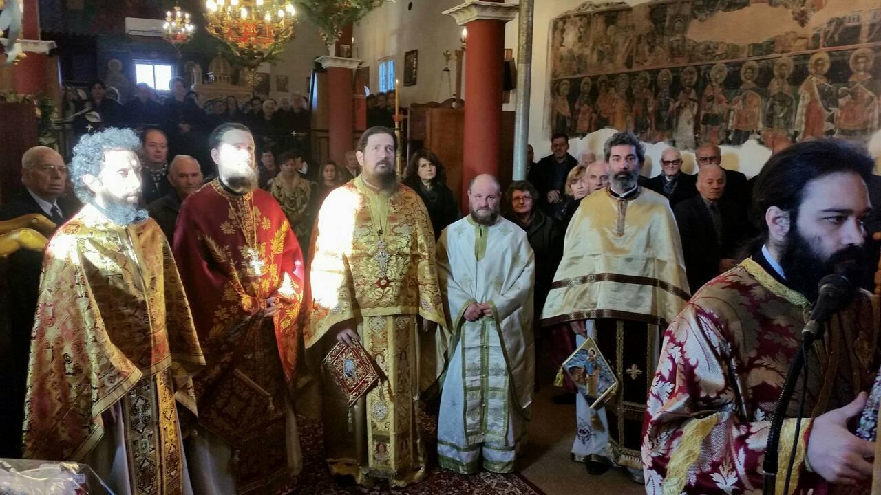 AgSpir koilada 2017 6 - Με λαμπρότητα στην Κοιλάδα εορτάστηκε ο Άγιος Σπυρίδωνας.