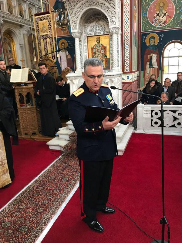 madenlidis pyrosvestikis 14 - O Σεβασμιώτατος ευλόγησε την εντυπωσιακή επίδειξη από την Πυροσβεστικής Υπηρεσίας Λάρισας