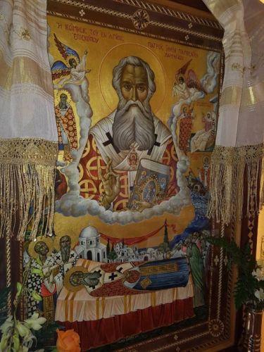 Αποτέλεσμα εικόνας για αγιος παρθενιος