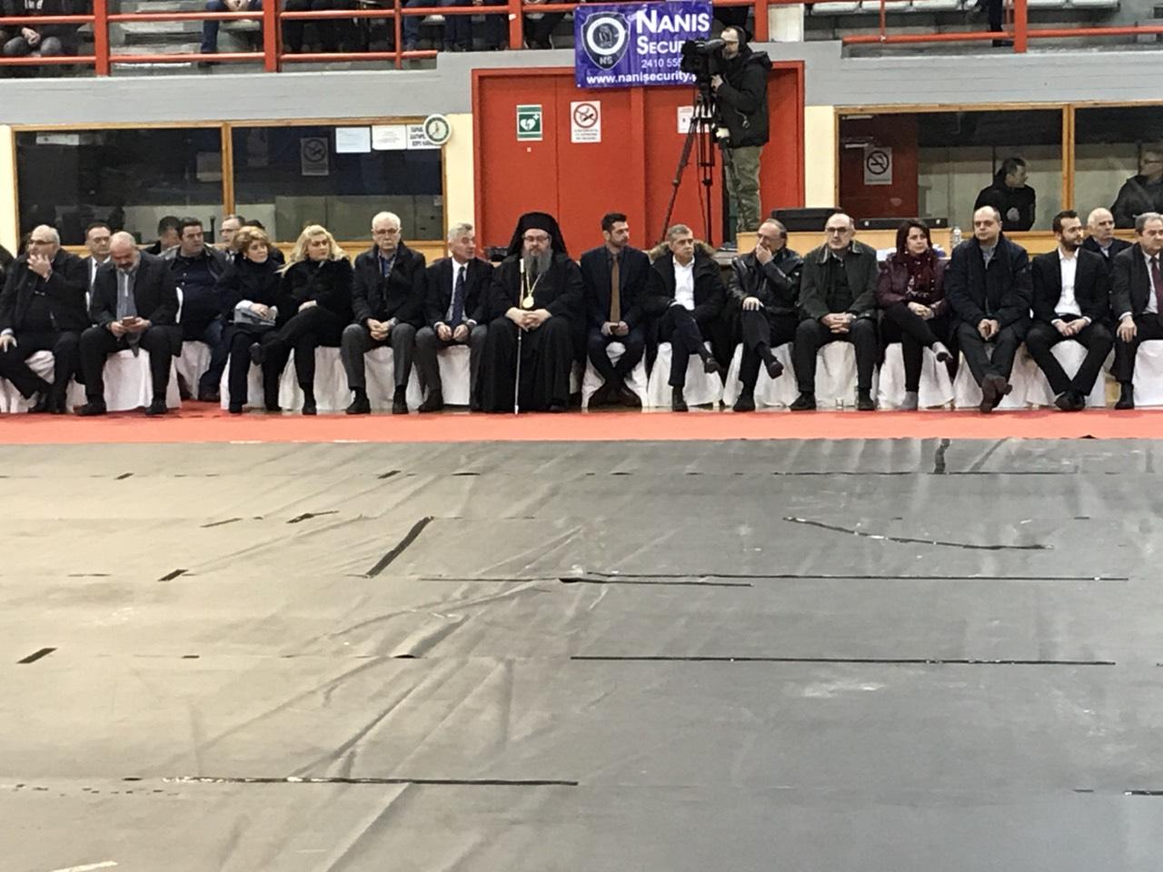 pita sarakatsanaiwn 2019 7 - O Σεβασμιώτατος στο πανελλήνιο αντάμωμα των Σαρακατσαναίων.