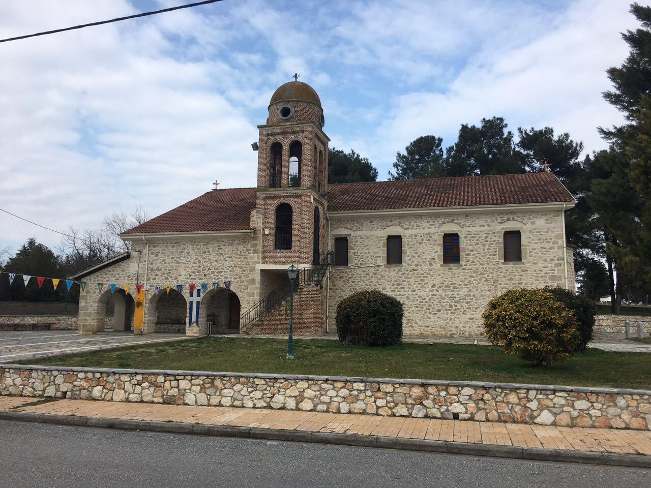 AgXaralampos Nikaia 2019 1 - Στον πανηγυρικό εσπερινό του Αγίου Χαραλάμπους Νικαίας ο Σεβασμιώτατος