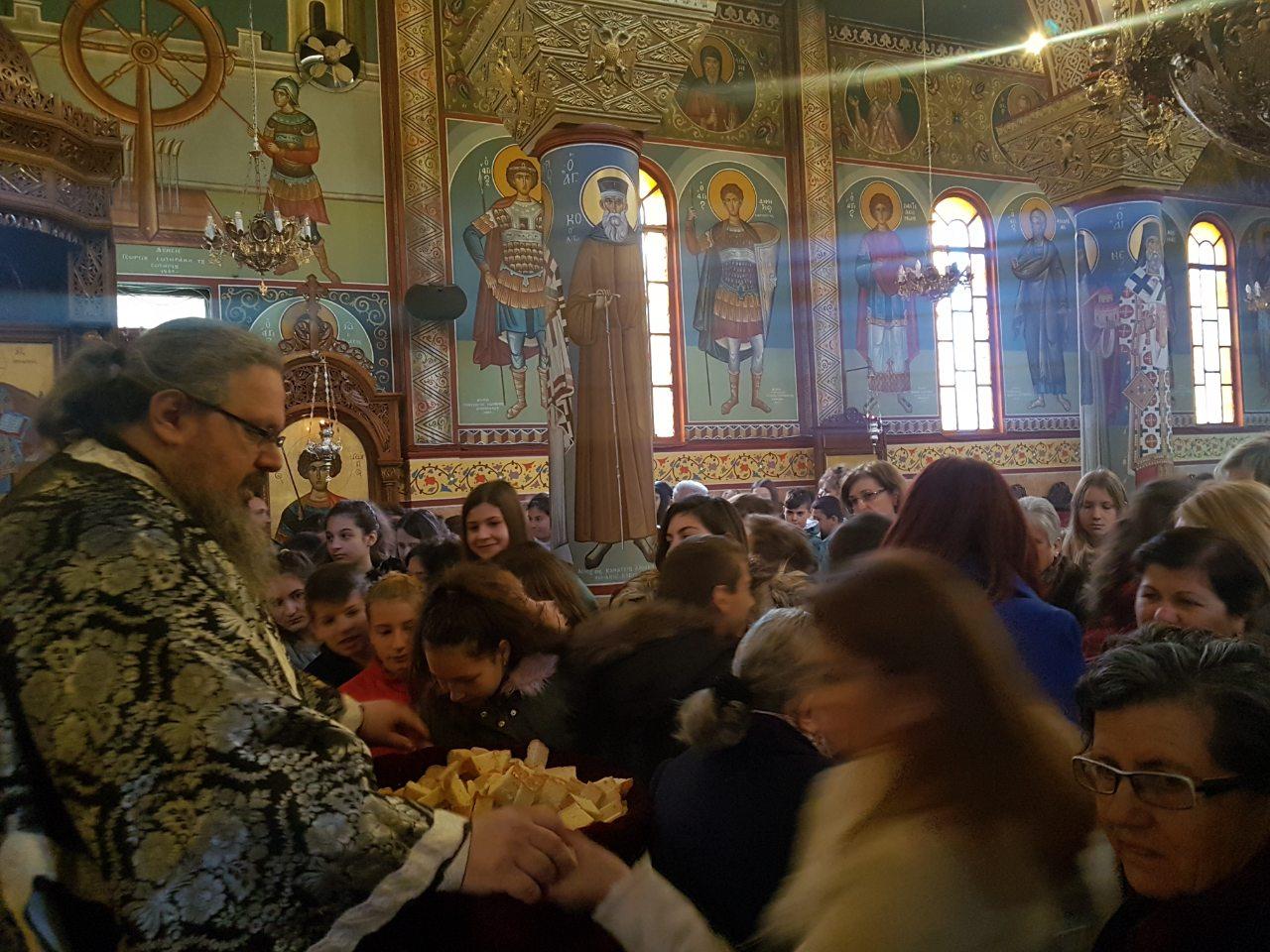 prohgiasmenh giannouli 7 - Ο Σεβασμιώτατος στον Ι.Ν. Αγίου Γεωργίου Γιάννουλης
