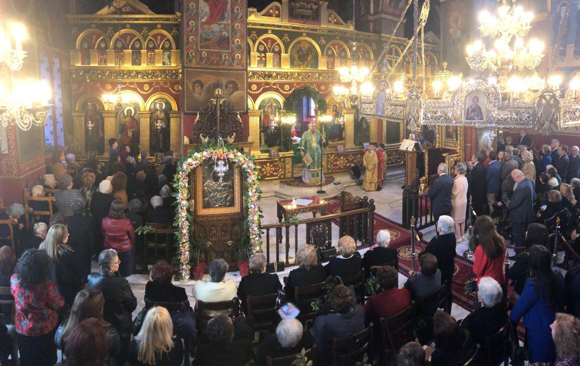 Vaiwn 2019 1 - Κυριακή Των Βαΐων Στον Άγιο Γεώργιο Τυρνάβου
