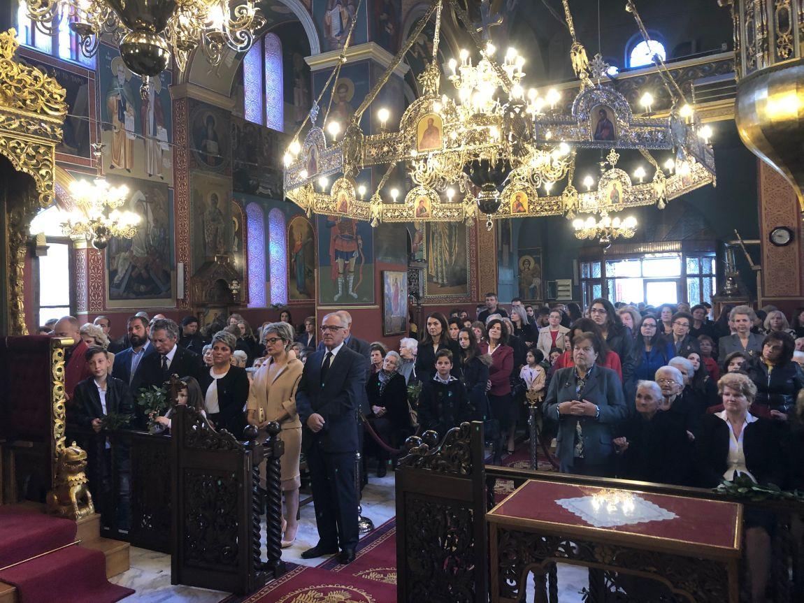 Vaiwn 2019 3 - Κυριακή Των Βαΐων Στον Άγιο Γεώργιο Τυρνάβου