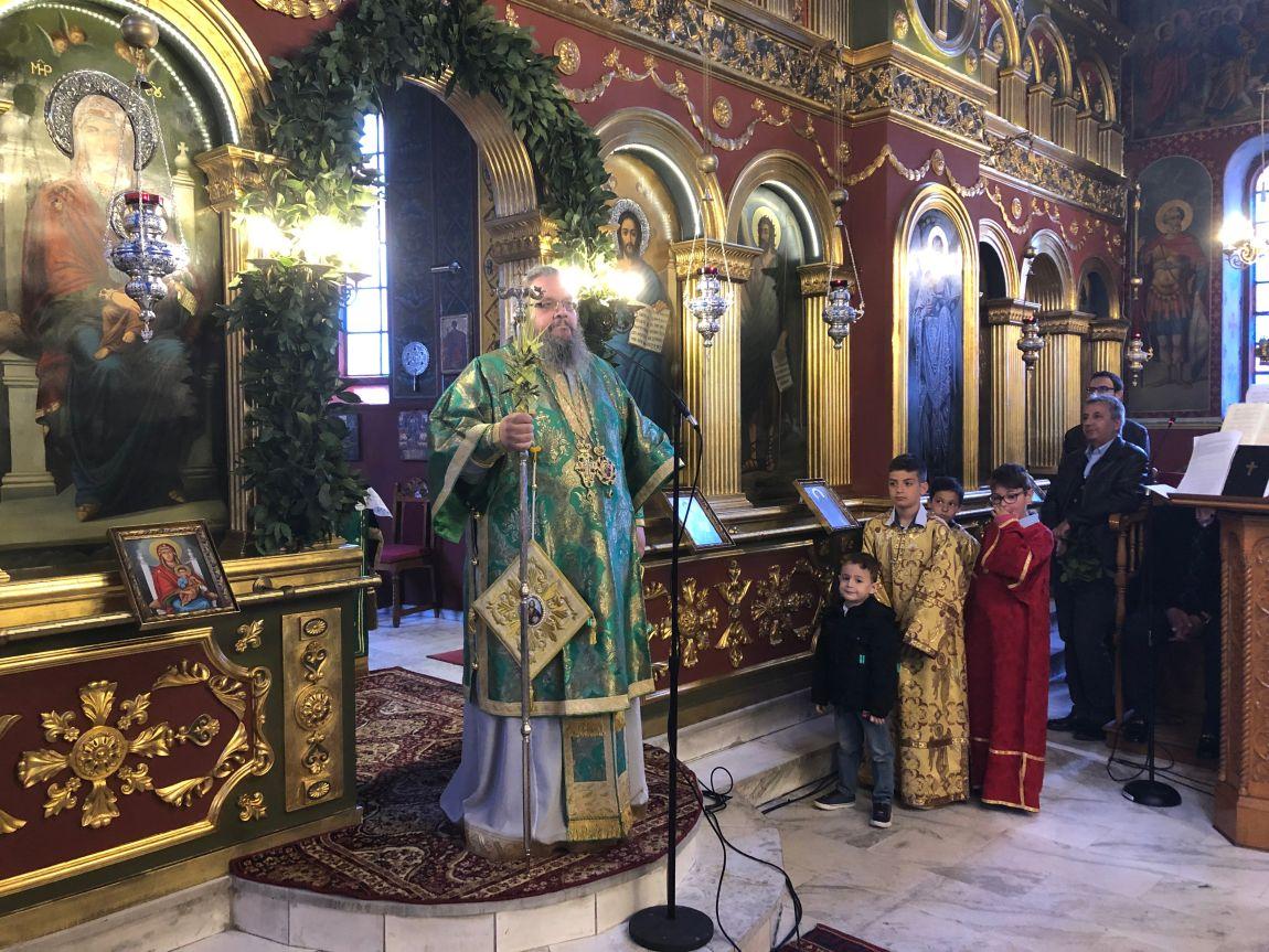 Vaiwn 2019 4 - Κυριακή Των Βαΐων Στον Άγιο Γεώργιο Τυρνάβου
