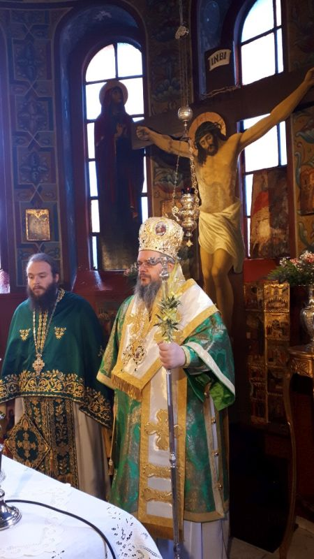 Vaiwn 2019 6 - Κυριακή Των Βαΐων Στον Άγιο Γεώργιο Τυρνάβου