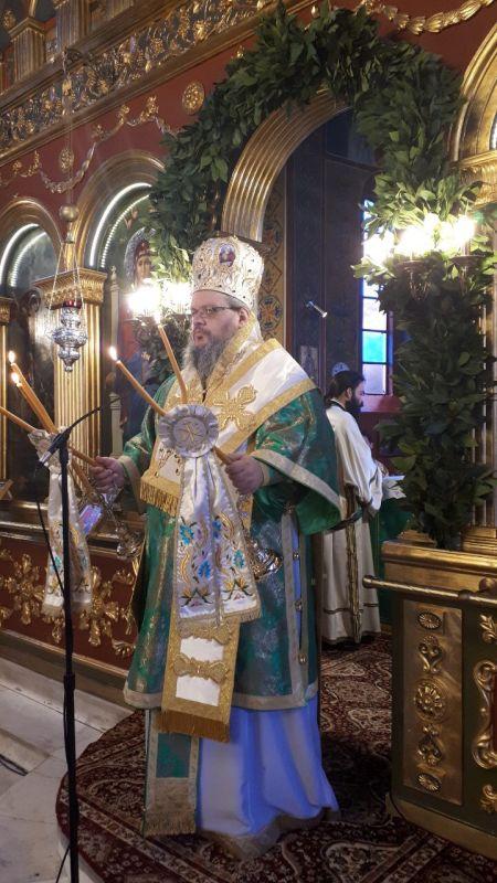 Vaiwn 2019 7 - Κυριακή Των Βαΐων Στον Άγιο Γεώργιο Τυρνάβου