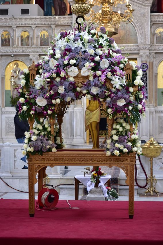 apokathilosi 2019 1 - Η Αποκαθήλωση στον Ι.Μ Ναό Αγίου Αχιλλίου (φωτο)