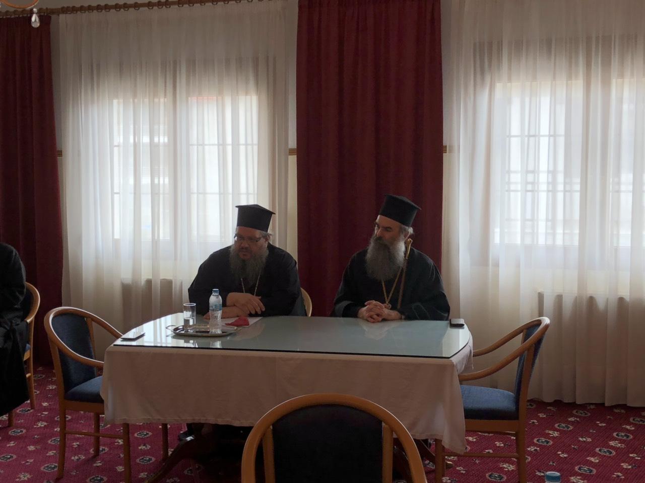 seminario elassona 1 - Ο Σεβασμιώτατος Ομιλητής Σε Επιμορφωτικό Σεμιναριο Στην Ιερά Μητρόπολη Ελασσώνος