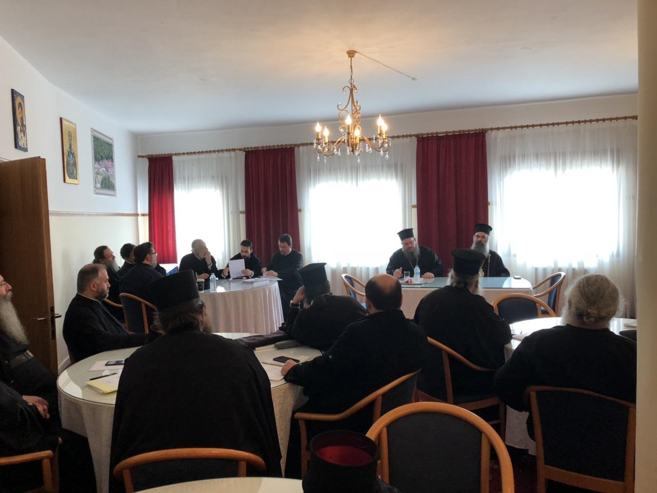 seminario elassona 2 - Ο Σεβασμιώτατος Ομιλητής Σε Επιμορφωτικό Σεμιναριο Στην Ιερά Μητρόπολη Ελασσώνος