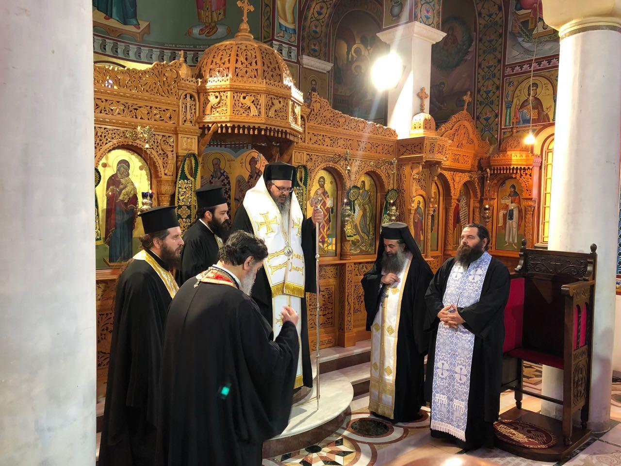 trisagio ygeionomikou 1 - Εκκλησιαστικά Νέα και Ειδήσεις