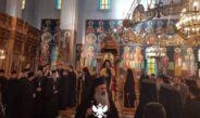 Ο Σεβασμιώτατος στον εορτασμό των Οσίων Μετεωριτών Πατέρων στην Καλαμπάκα
