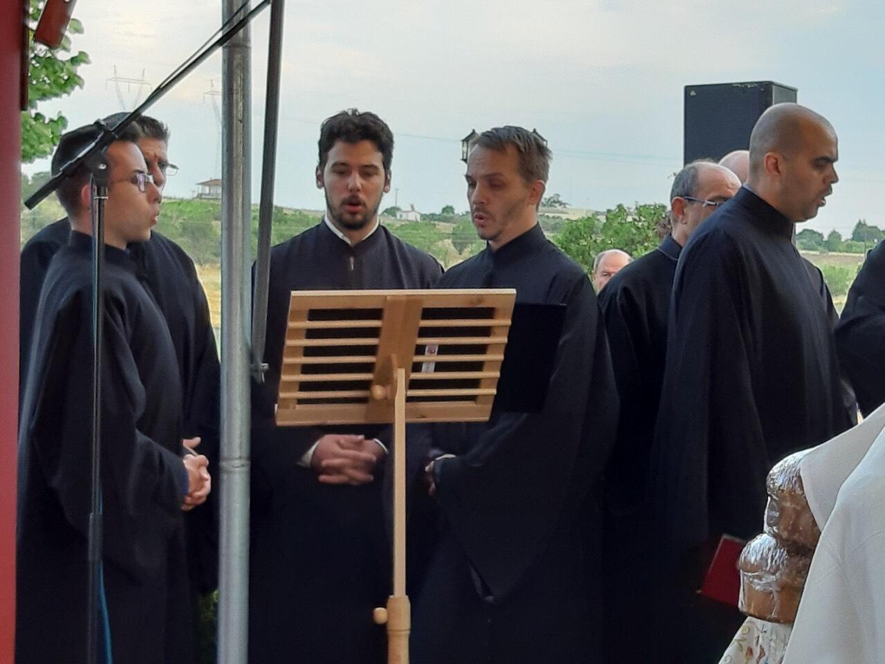 AgLoukas nosok 2019 3 - Ιατρόν Και Ποιμένα Λουκάν Τιμήσωμεν…