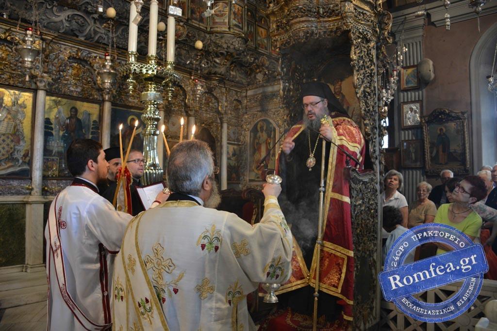 tinos 2019 10 - Στην Παναγία της Τήνου οι Λαρισαίοι προσκυνητές. (φωτο)