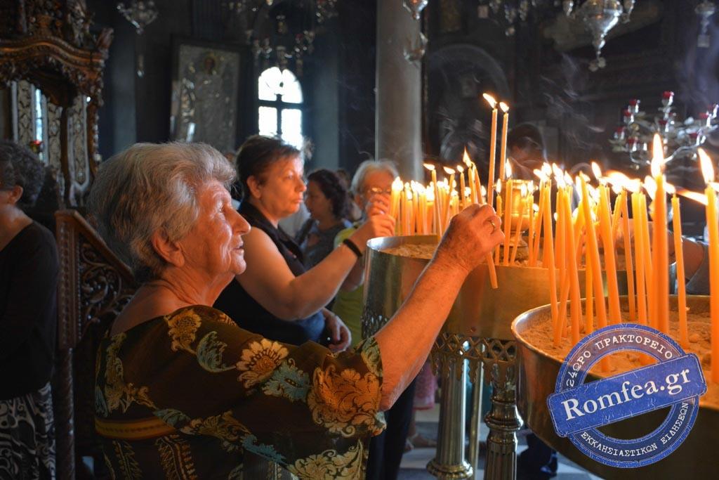 tinos 2019 11 - Στην Παναγία της Τήνου οι Λαρισαίοι προσκυνητές. (φωτο)