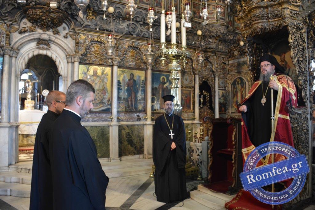 tinos 2019 13 - Στην Παναγία της Τήνου οι Λαρισαίοι προσκυνητές. (φωτο)
