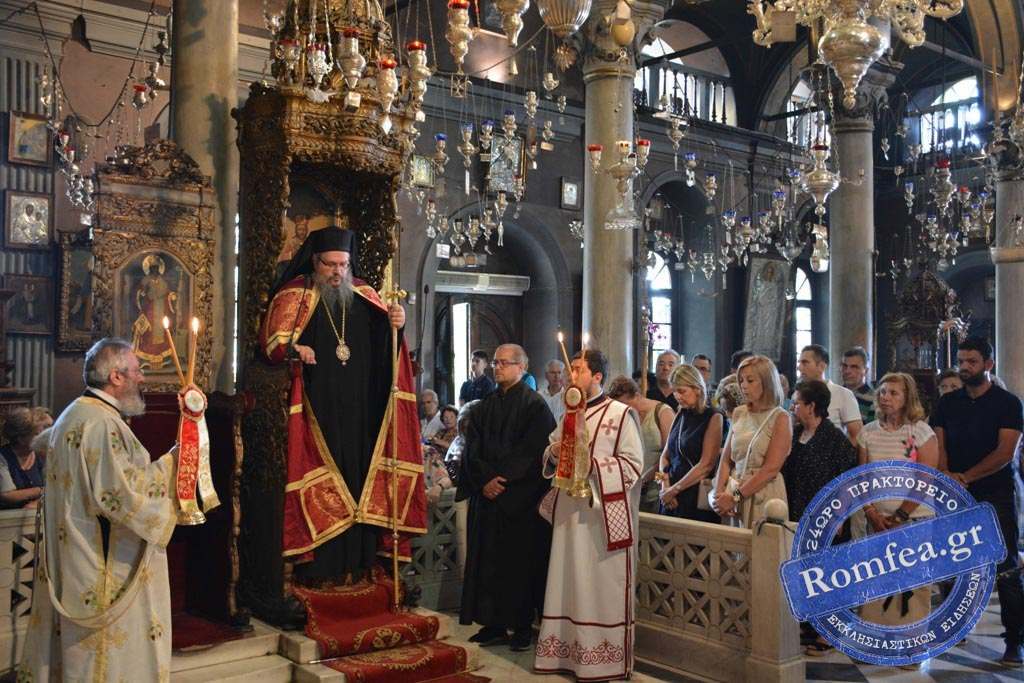 tinos 2019 17 - Στην Παναγία της Τήνου οι Λαρισαίοι προσκυνητές. (φωτο)