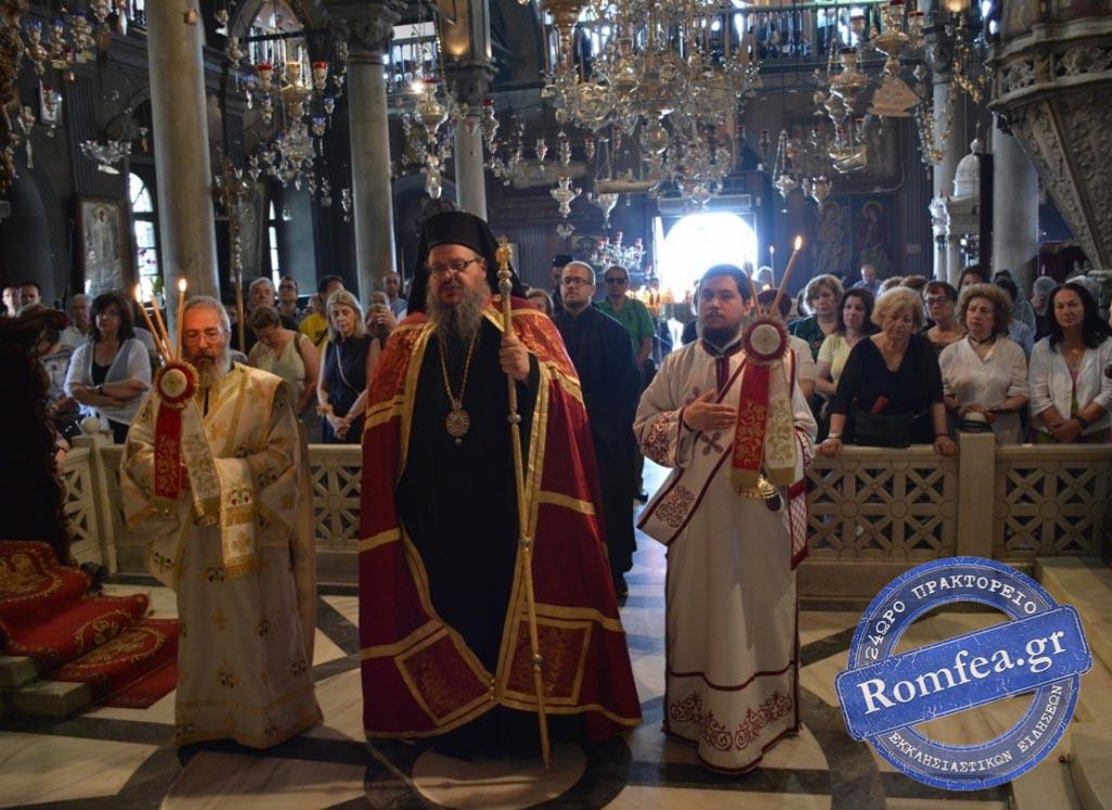 tinos 2019 18 - Στην Παναγία της Τήνου οι Λαρισαίοι προσκυνητές. (φωτο)