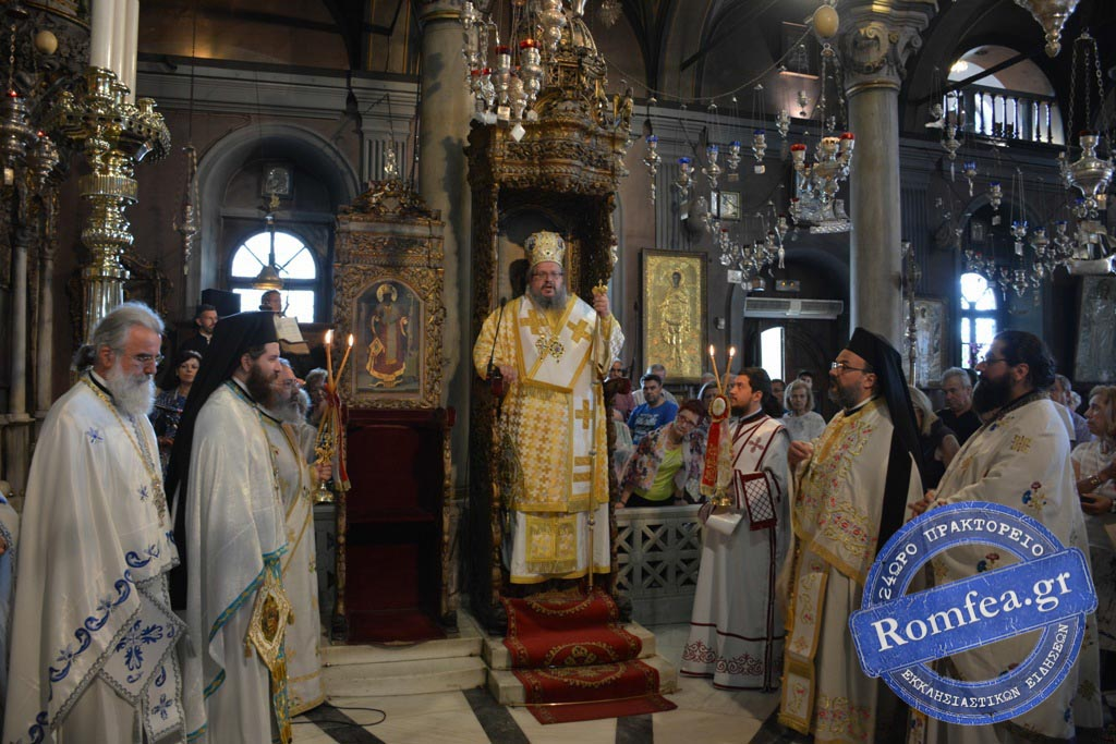 tinos 2019 21 - Στην Παναγία της Τήνου οι Λαρισαίοι προσκυνητές. (φωτο)