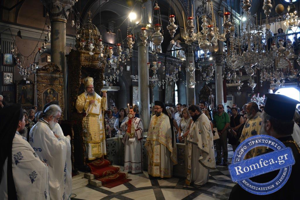 tinos 2019 22 - Στην Παναγία της Τήνου οι Λαρισαίοι προσκυνητές. (φωτο)