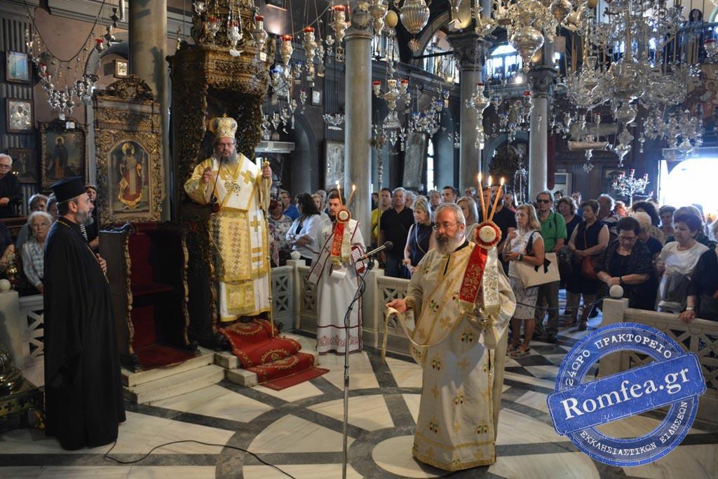 tinos 2019 23 - Στην Παναγία της Τήνου οι Λαρισαίοι προσκυνητές. (φωτο)