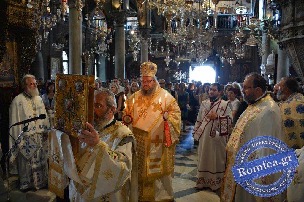 tinos 2019 27 - Στην Παναγία της Τήνου οι Λαρισαίοι προσκυνητές. (φωτο)