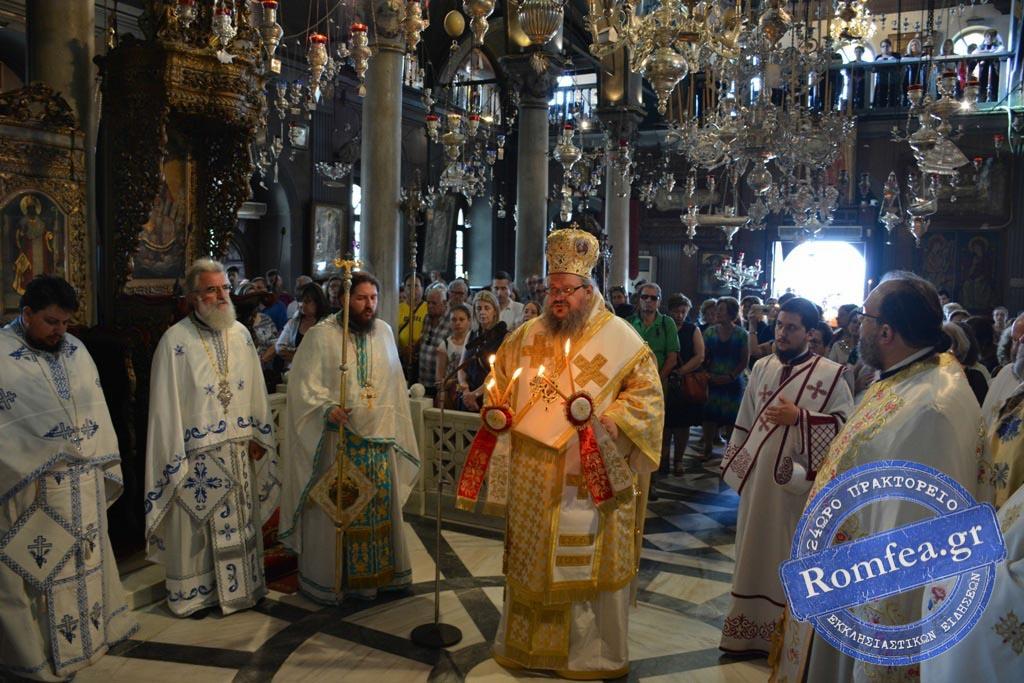 tinos 2019 29 - Στην Παναγία της Τήνου οι Λαρισαίοι προσκυνητές. (φωτο)
