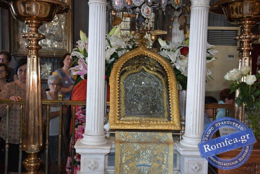 tinos 2019 3 1 - Στην Παναγία της Τήνου οι Λαρισαίοι προσκυνητές. (φωτο)