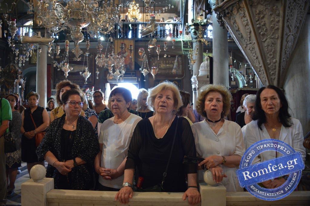 tinos 2019 30 - Στην Παναγία της Τήνου οι Λαρισαίοι προσκυνητές. (φωτο)