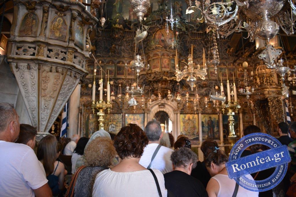 tinos 2019 35 - Στην Παναγία της Τήνου οι Λαρισαίοι προσκυνητές. (φωτο)