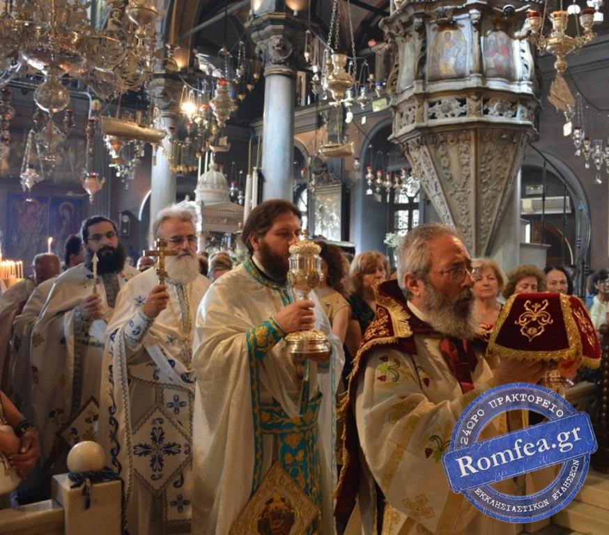 tinos 2019 39 - Στην Παναγία της Τήνου οι Λαρισαίοι προσκυνητές. (φωτο)