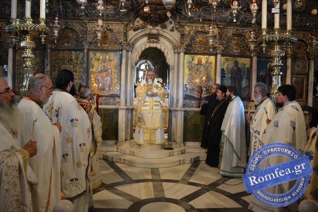 tinos 2019 42 - Στην Παναγία της Τήνου οι Λαρισαίοι προσκυνητές. (φωτο)