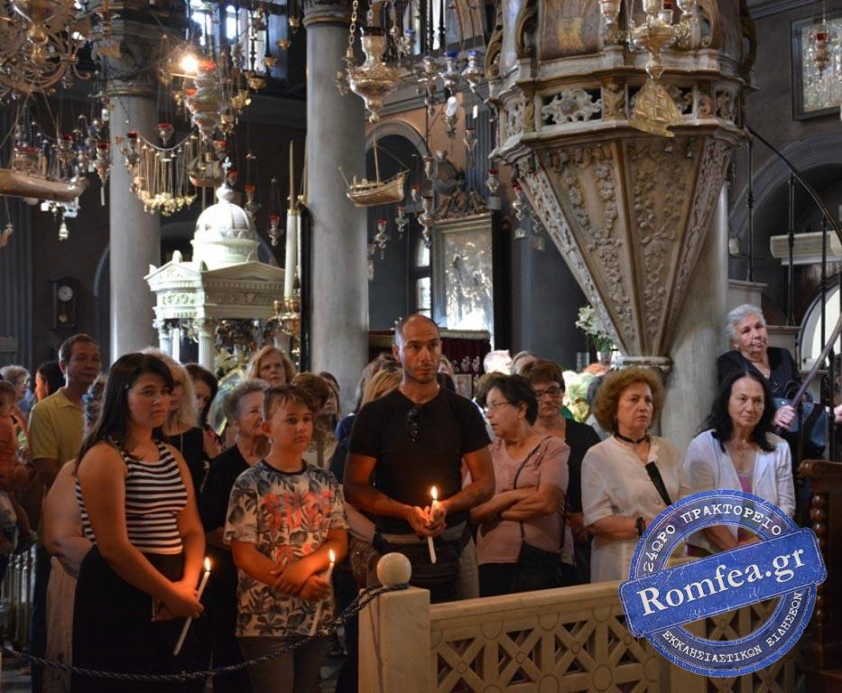 tinos 2019 43 - Στην Παναγία της Τήνου οι Λαρισαίοι προσκυνητές. (φωτο)