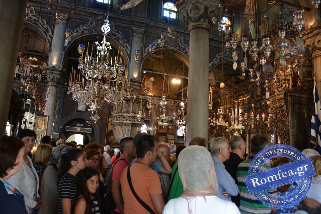 tinos 2019 44 - Στην Παναγία της Τήνου οι Λαρισαίοι προσκυνητές. (φωτο)