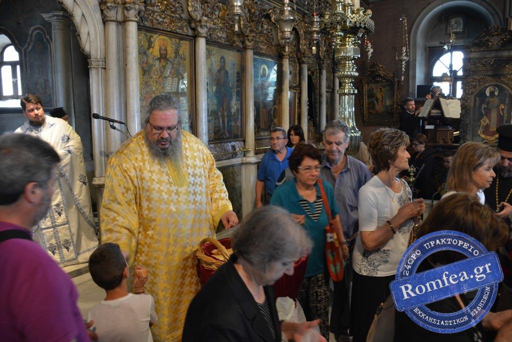 tinos 2019 48 - Στην Παναγία της Τήνου οι Λαρισαίοι προσκυνητές. (φωτο)
