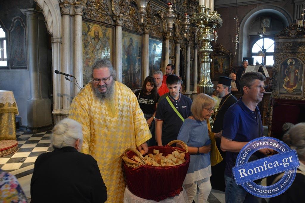tinos 2019 50 - Στην Παναγία της Τήνου οι Λαρισαίοι προσκυνητές. (φωτο)