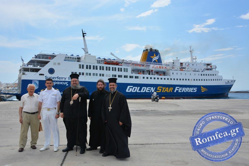 tinos 2019 53 - Στην Παναγία της Τήνου οι Λαρισαίοι προσκυνητές. (φωτο)