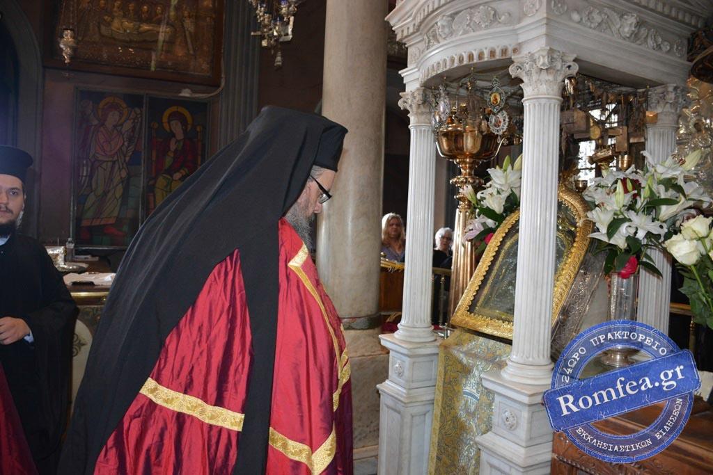 tinos 2019 6 1 - Στην Παναγία της Τήνου οι Λαρισαίοι προσκυνητές. (φωτο)