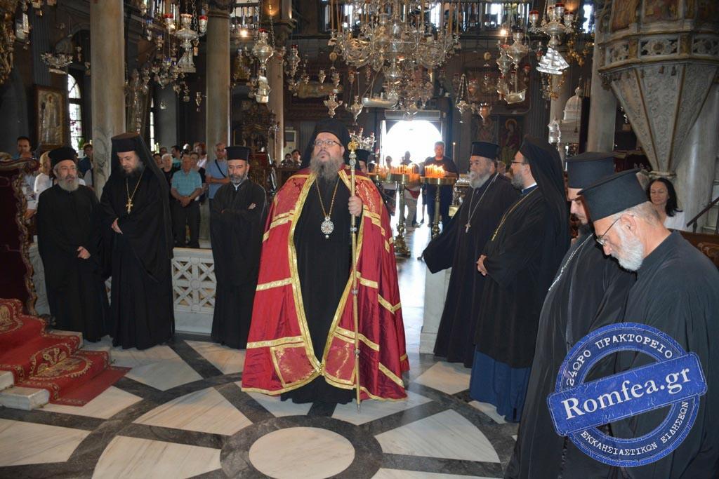 tinos 2019 7 - Στην Παναγία της Τήνου οι Λαρισαίοι προσκυνητές. (φωτο)