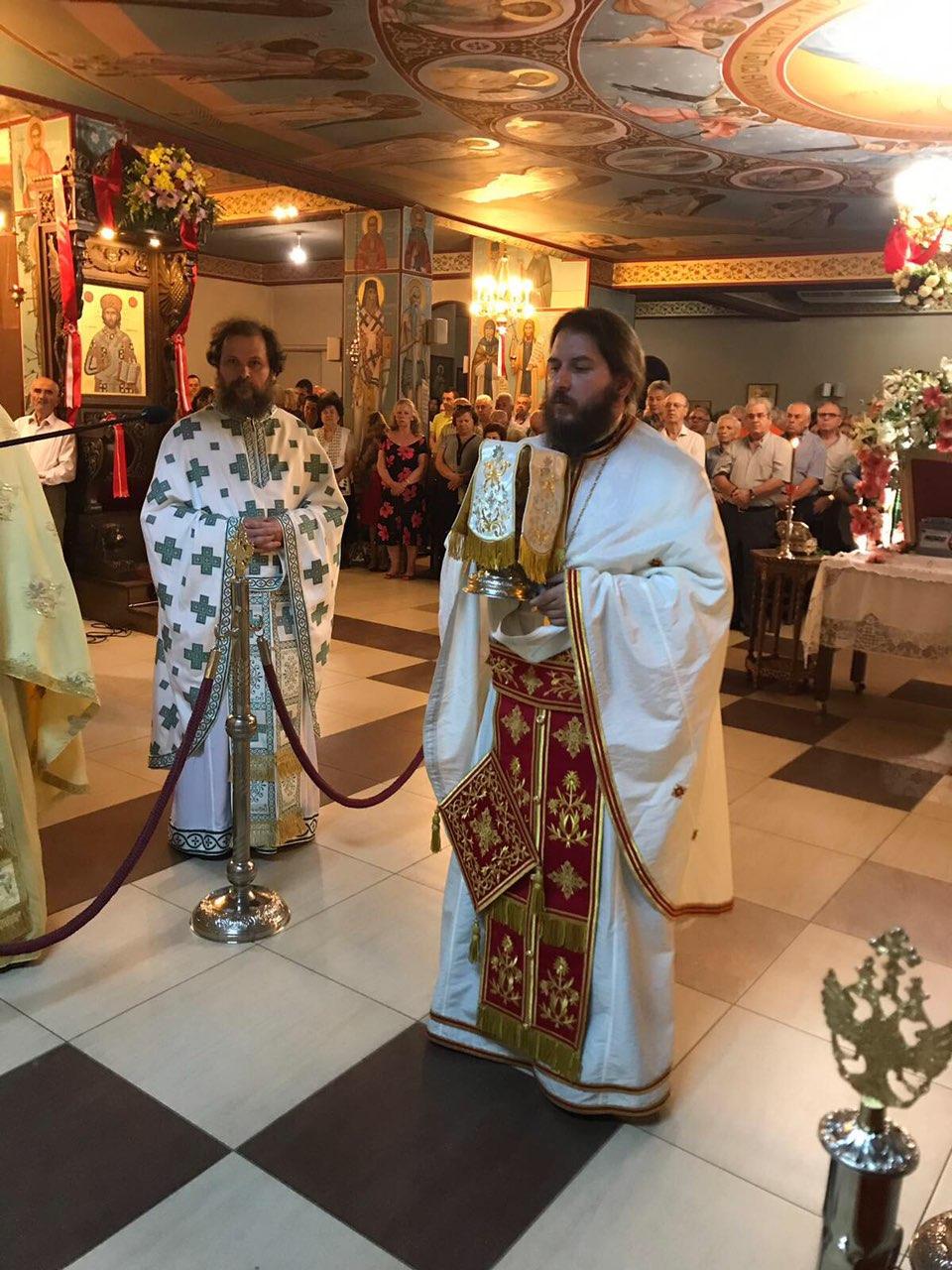 AgSofia 2019 3 - Η Εορτή της Αγίας Σοφίας στη Λάρισα (φωτο)
