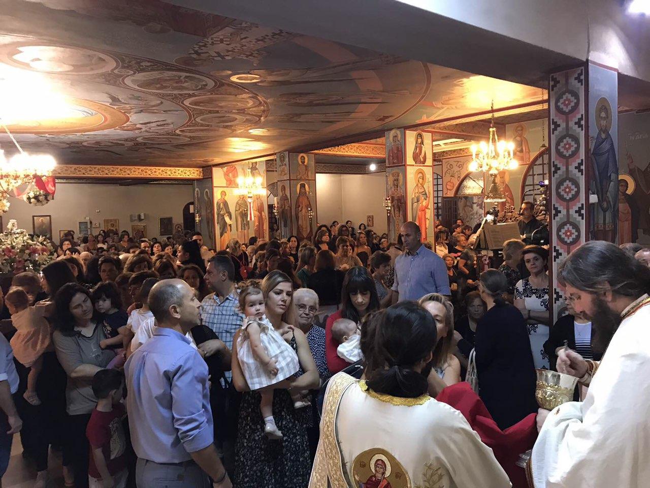 AgSofia 2019 6 - Η Εορτή της Αγίας Σοφίας στη Λάρισα (φωτο)
