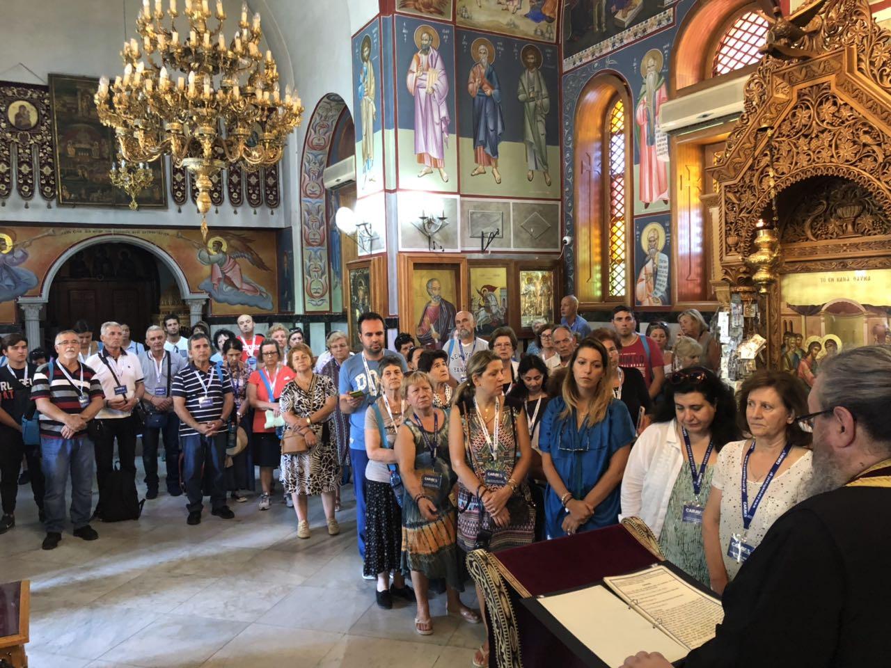 ierosolyma day2 10 - Στη Γαλιλαία Των Εθνών…