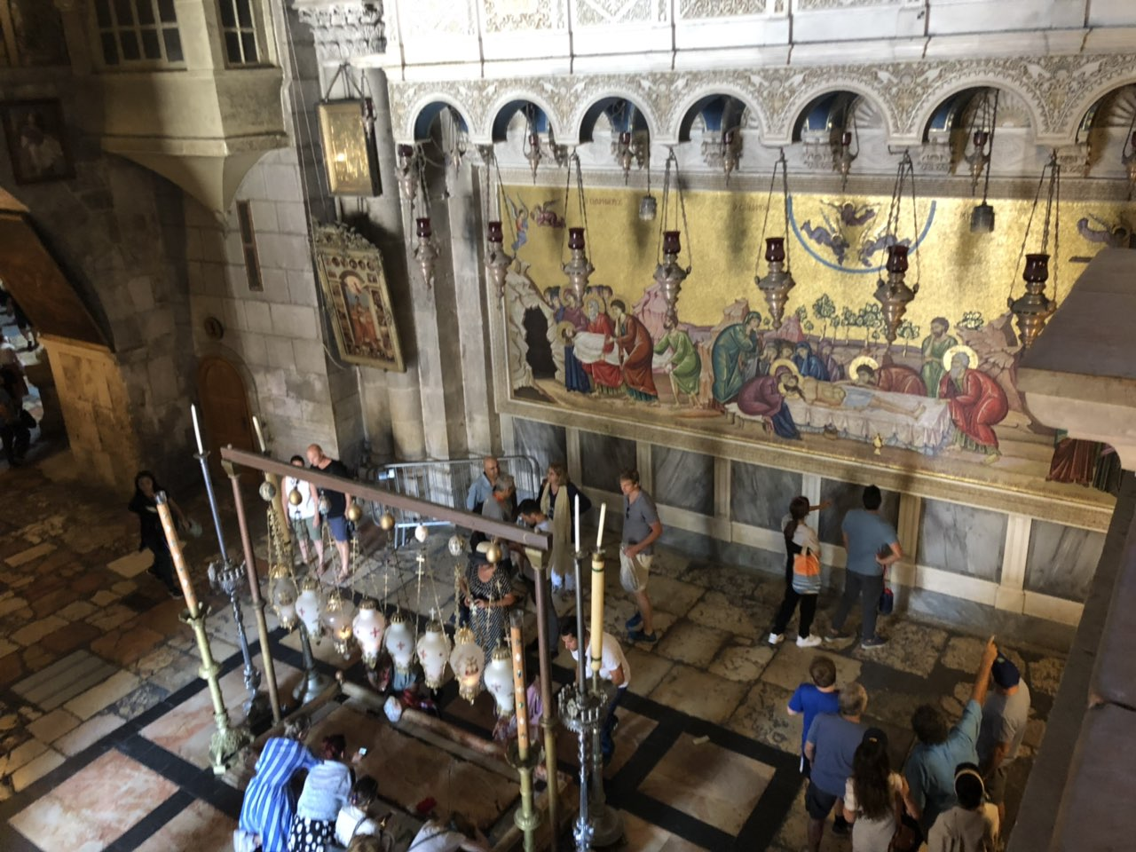 ierosolyma2019 10 - Λαρισαίοι Προσκυνητές Στην Αγία Γη Των Ιεροσολύμων (φωτο)