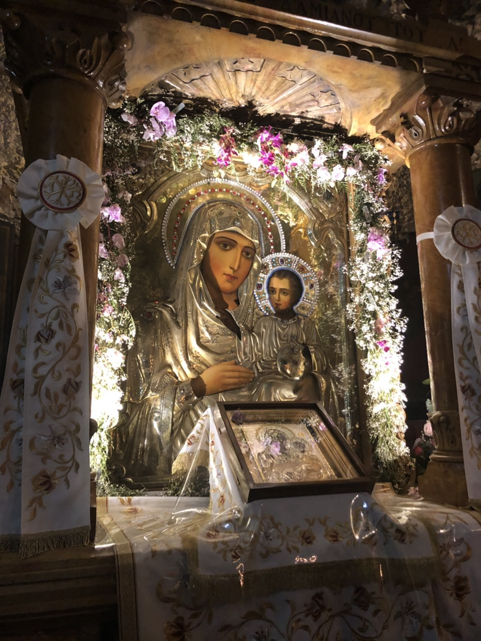 ierosolyma2019 14 - Λαρισαίοι Προσκυνητές Στην Αγία Γη Των Ιεροσολύμων (φωτο)