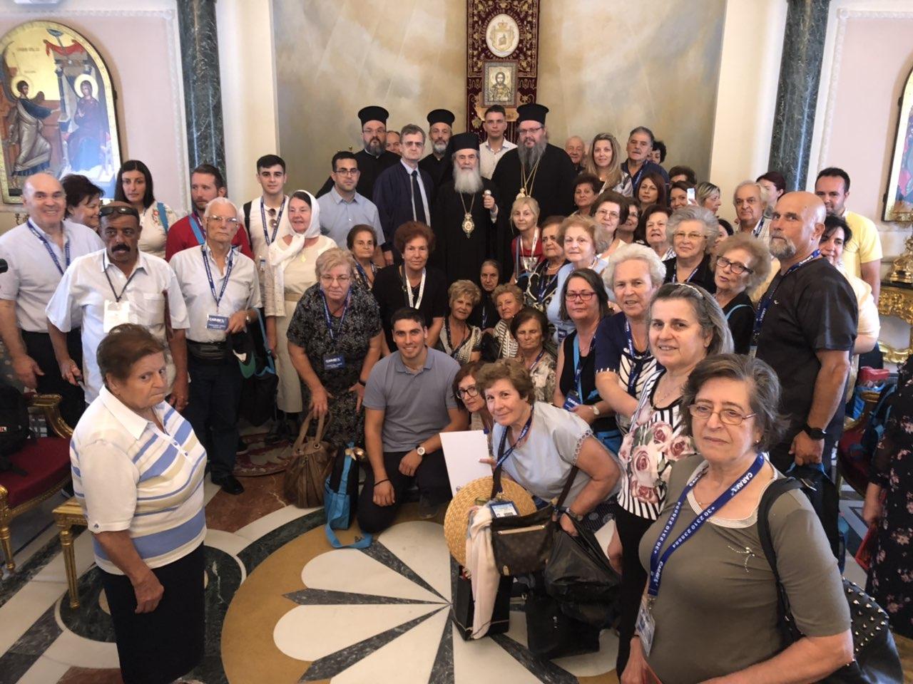 ierosolyma2019 5 - Λαρισαίοι Προσκυνητές Στην Αγία Γη Των Ιεροσολύμων (φωτο)