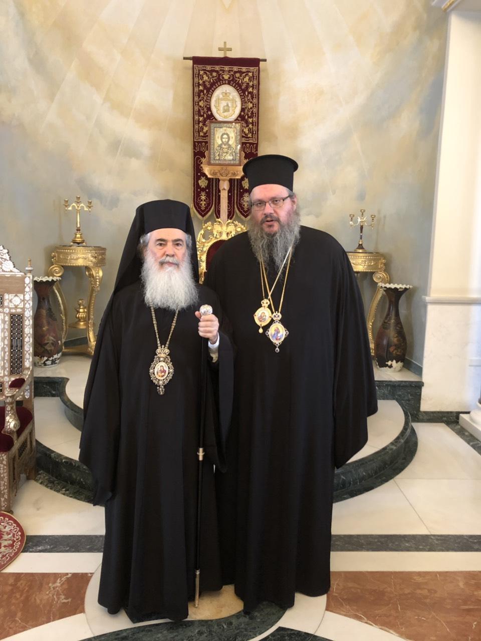 ierosolyma2019 6 - Λαρισαίοι Προσκυνητές Στην Αγία Γη Των Ιεροσολύμων (φωτο)